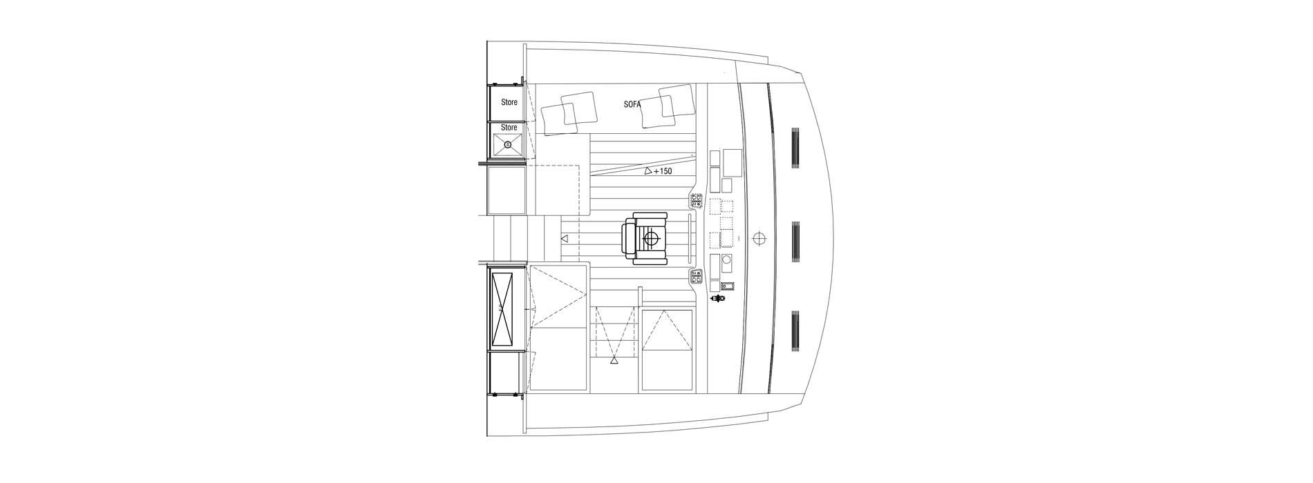 Sanlorenzo Yachts SL96-635 Détails