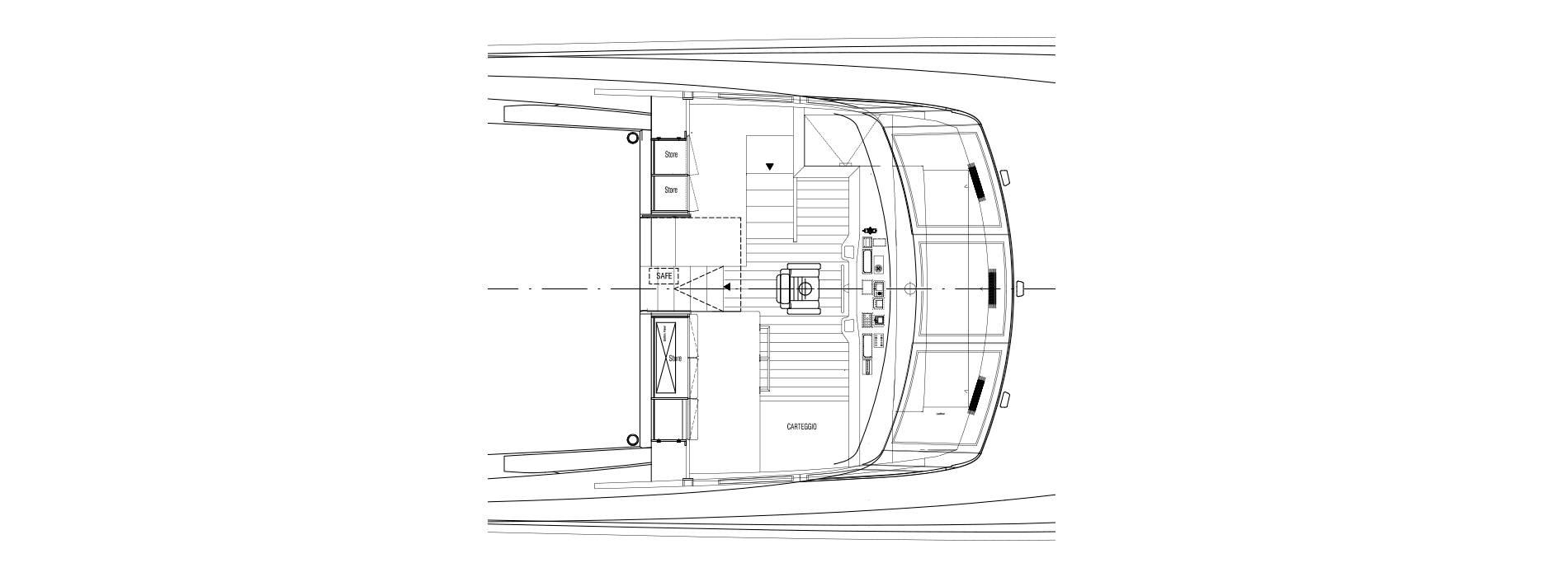 Sanlorenzo Yachts SL96-684 Détails
