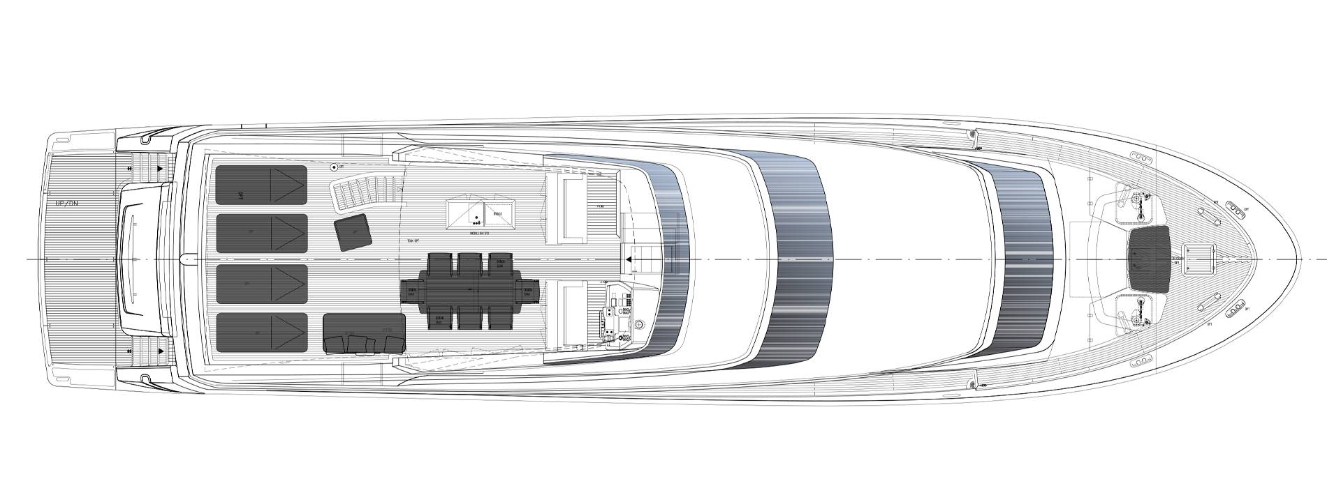 Sanlorenzo Yachts SL96-684 Флайбридж