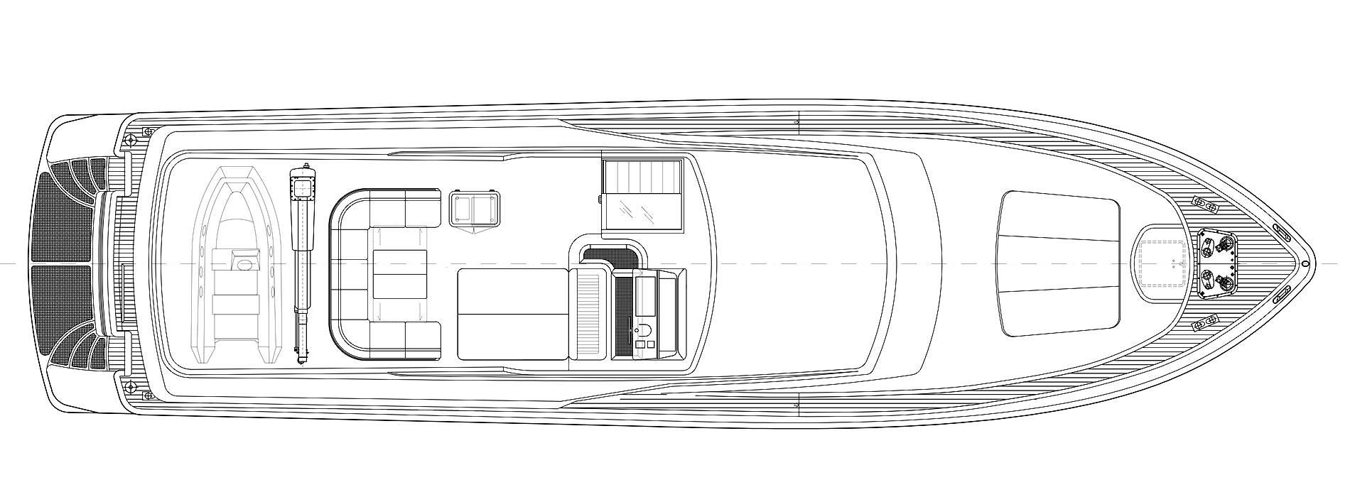 Sanlorenzo Yachts SL82-469 Mazuki Флайбридж