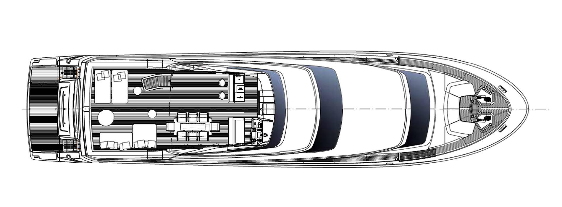 Sanlorenzo Yachts SL96-623 Флайбридж
