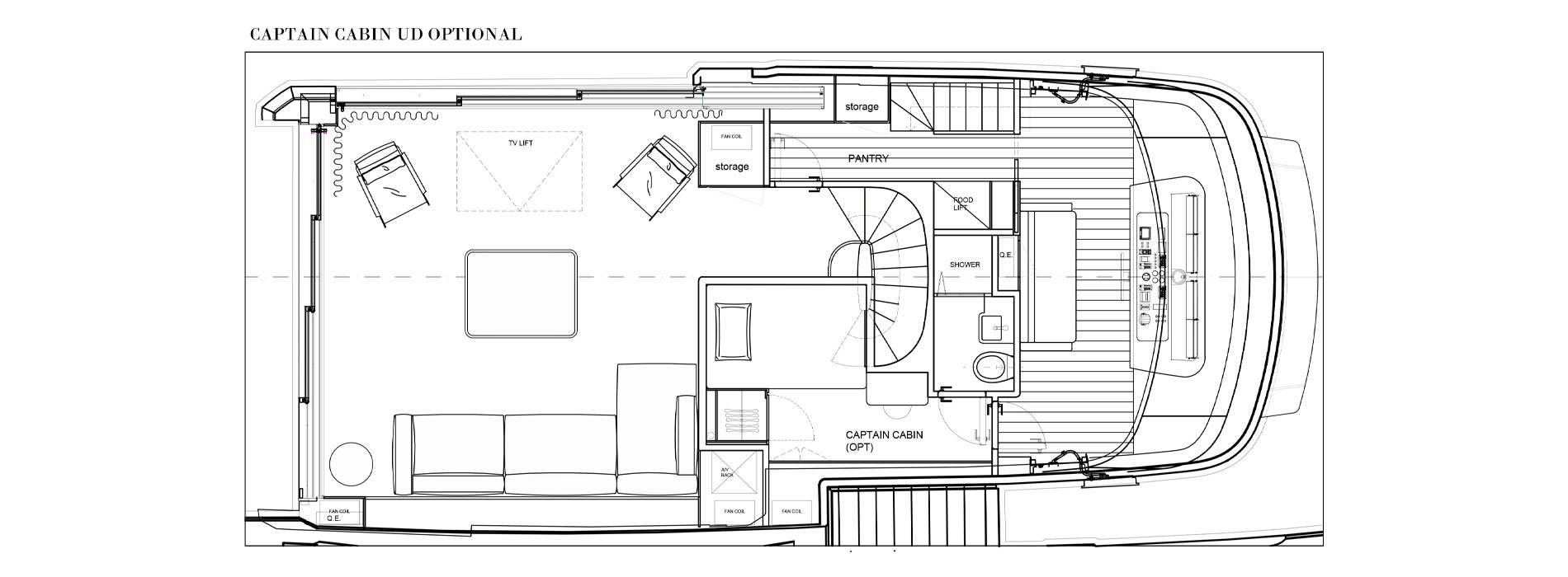 Sanlorenzo Yachts SD118 Dettagli