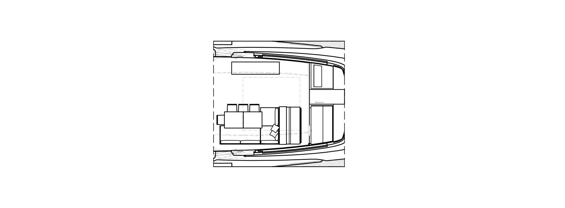 Sanlorenzo Yachts SX88 Detalles Versione B