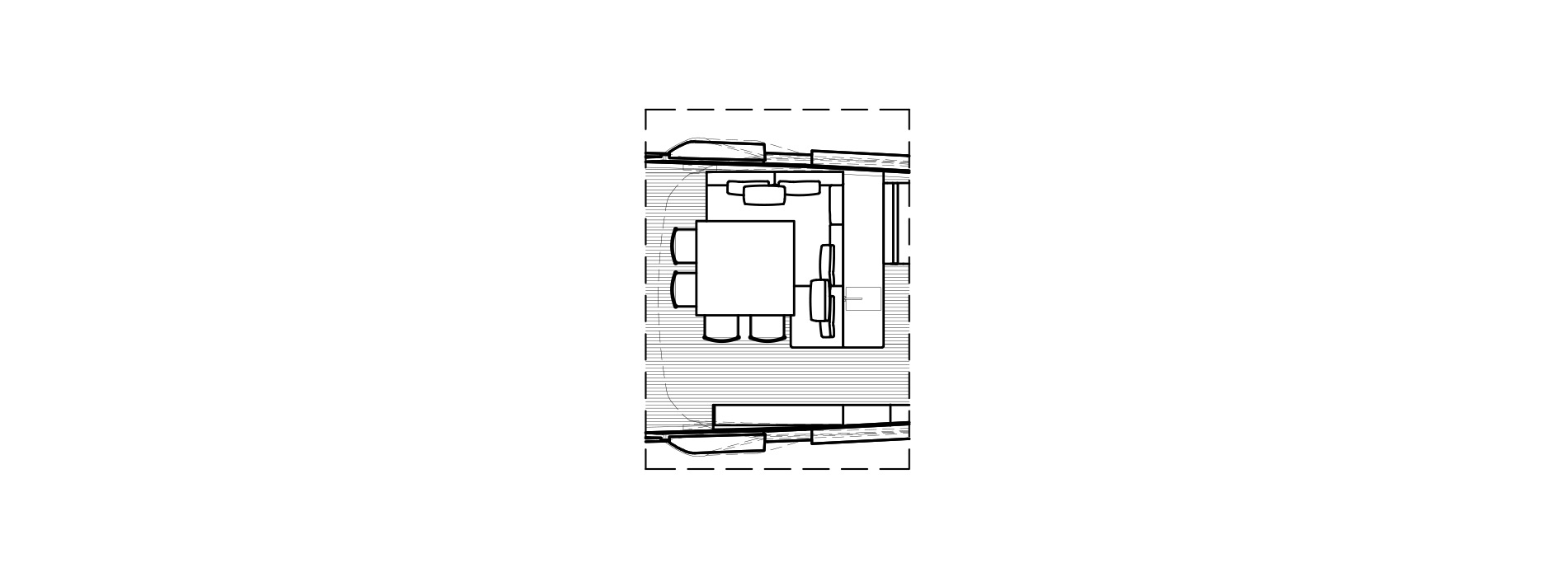 Sanlorenzo Yachts SX76 细节 Versione Lissoni