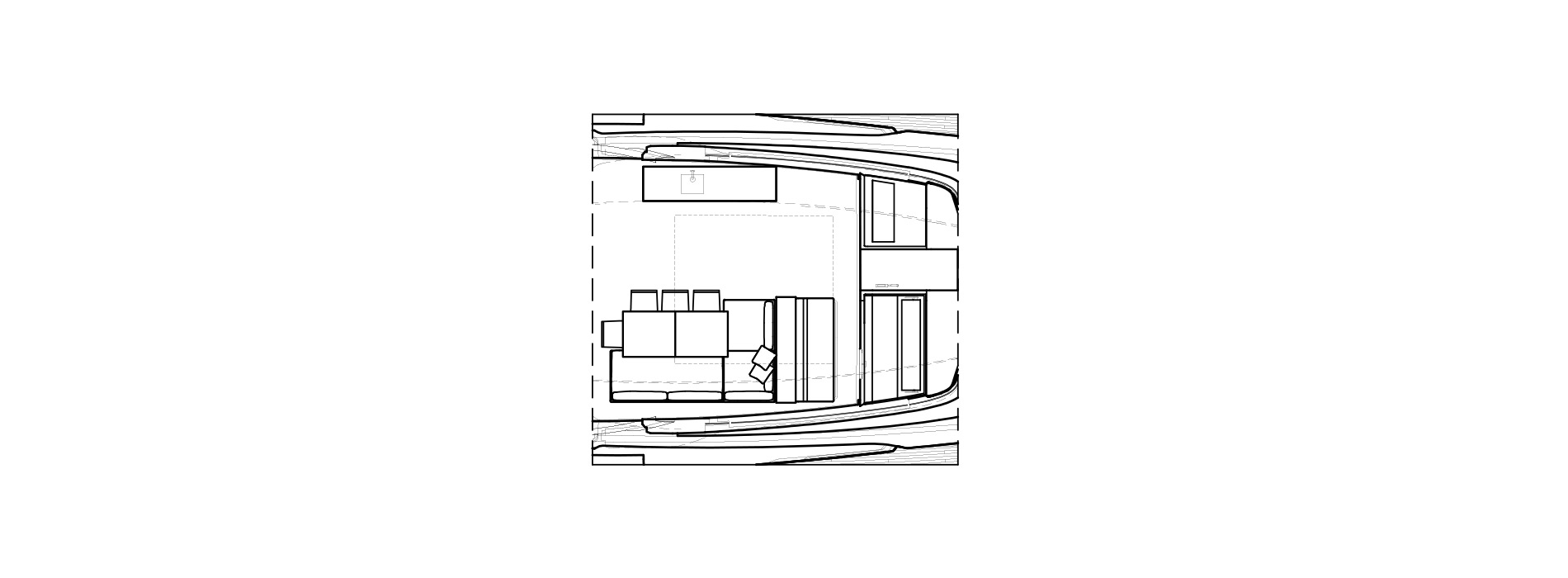 Sanlorenzo Yachts SX88 细节 Versione USA