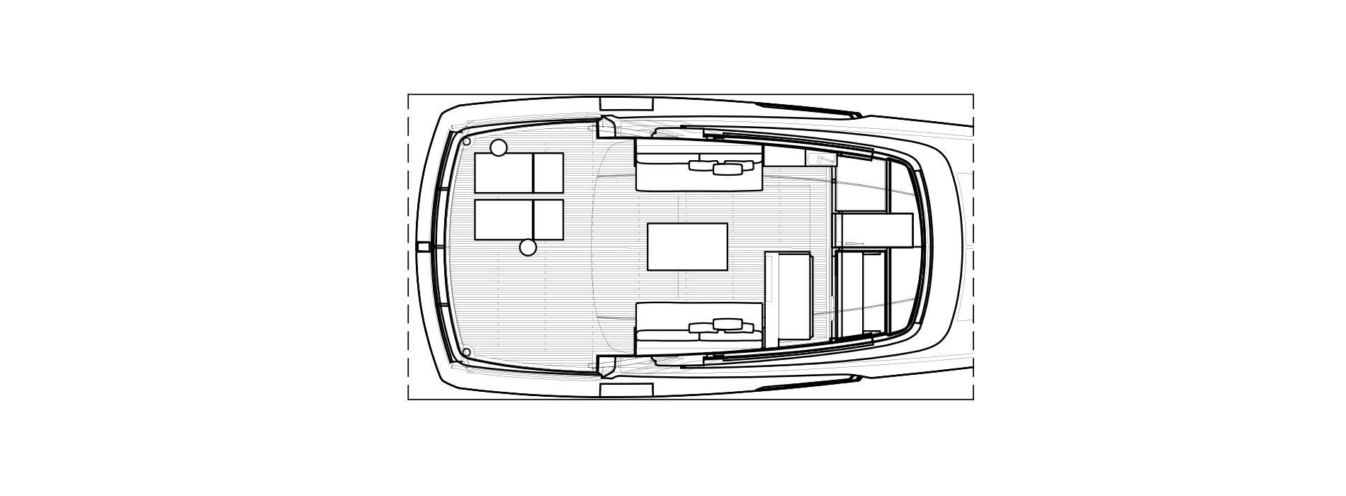 Sanlorenzo Yachts SX88 细节 Versione Lissoni