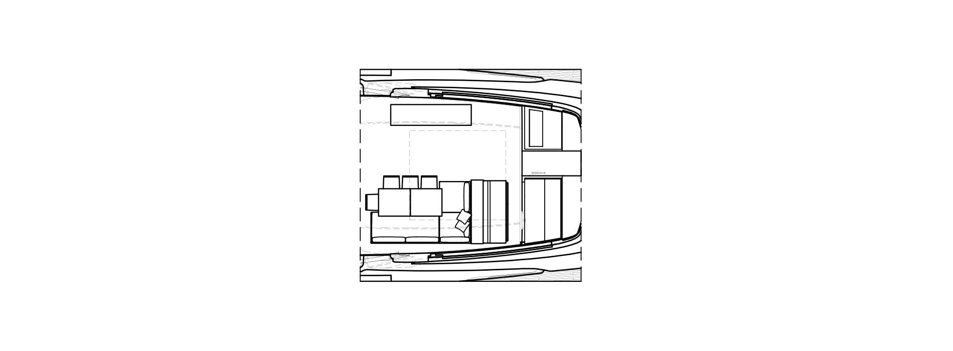 Sanlorenzo Yachts SX88 Détails Versione B
