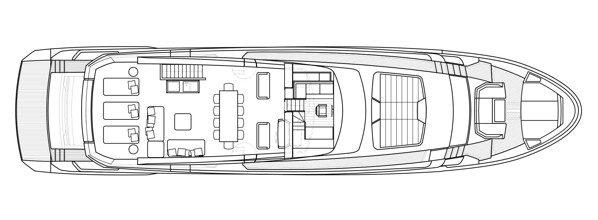 Sanlorenzo Yachts SL102 Asymmetric Flying bridge