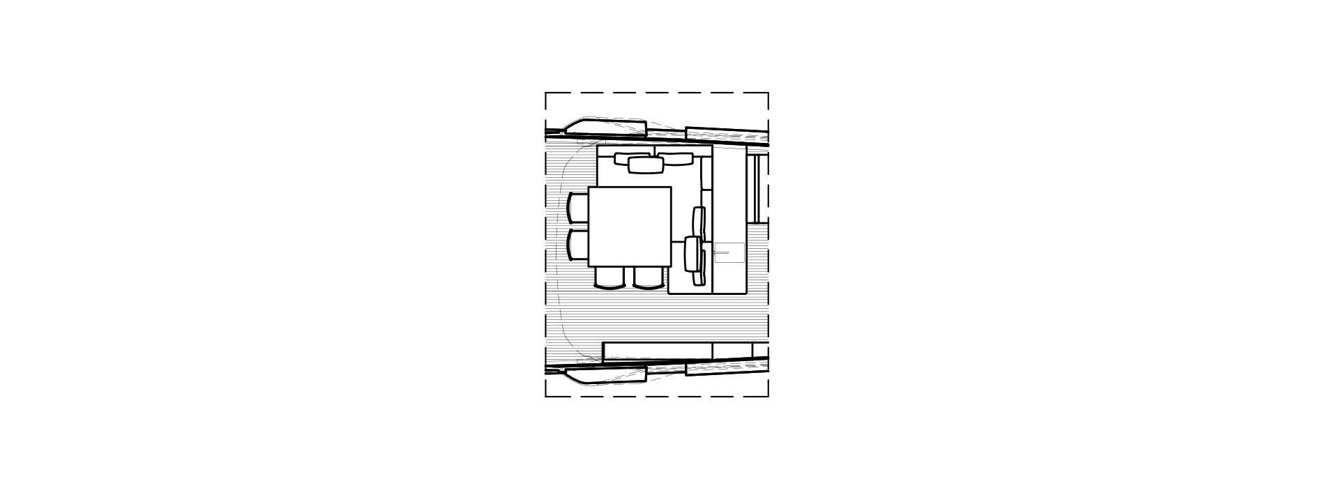 Sanlorenzo Yachts SX76 Details Versione Lissoni